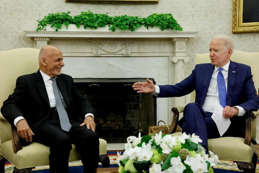 Mỹ đảm bảo sát cánh cùng Afghanistan sau khi rút quân