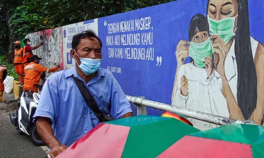 Indonesia nới lỏng các hạn chế phòng dịch