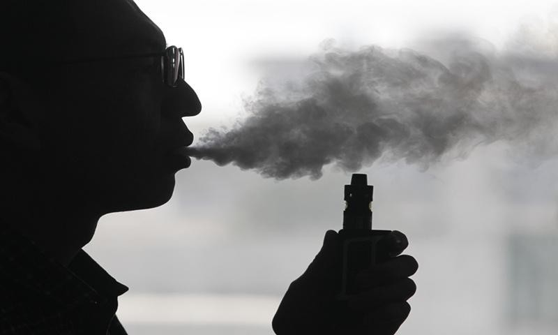 WHO cảnh báo mối nguy hại của thuốc lá điện tử