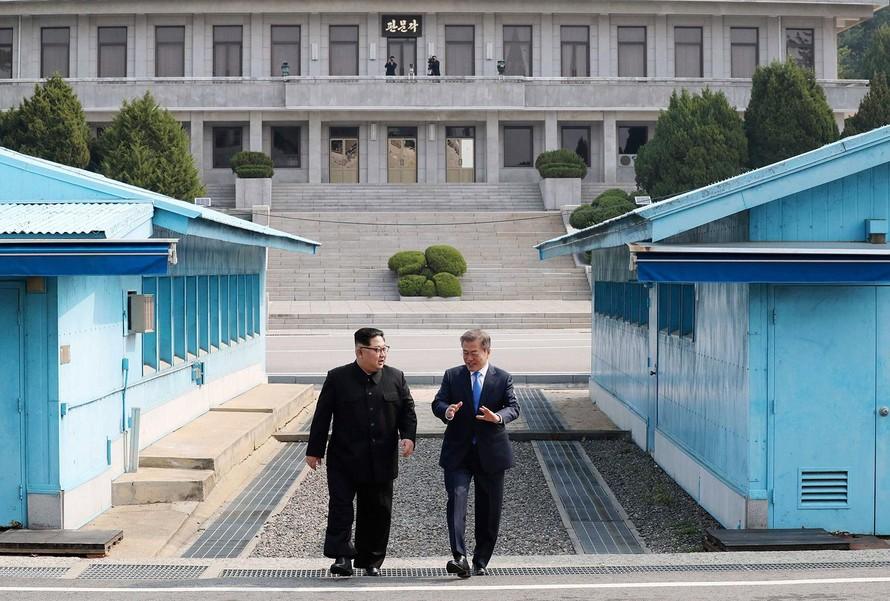 Hai miền Triều Tiên đàm phán tổ chức hội nghị thượng đỉnh
