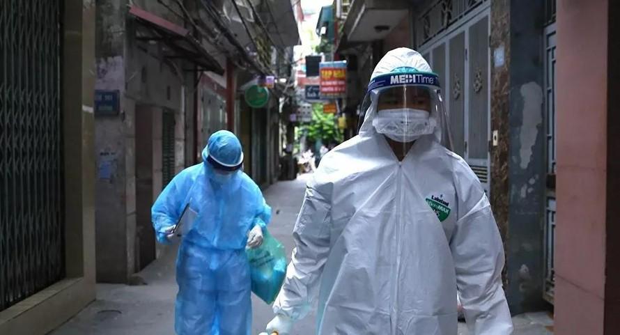 Hà Nội ghi nhận thêm 18 ca dương tính SARS-CoV-2