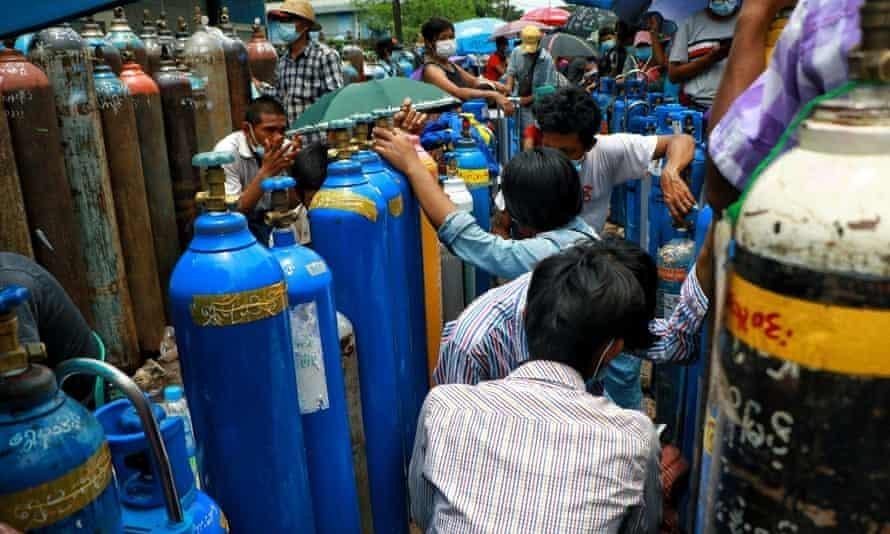 Myanmar có nguy cơ trở thành quốc gia 'siêu lây nhiễm' COVID-19