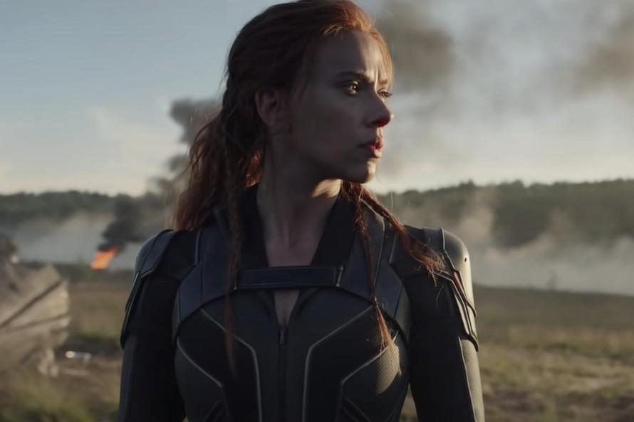 'Đả nữ' Scarlett Johansson kiện Disney