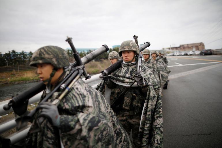 Triều Tiên cảnh báo các cuộc tập trận Mỹ-Hàn
