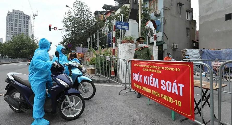 Hà Nội kêu gọi người dân có biểu hiện ho, sốt khai báo y tế