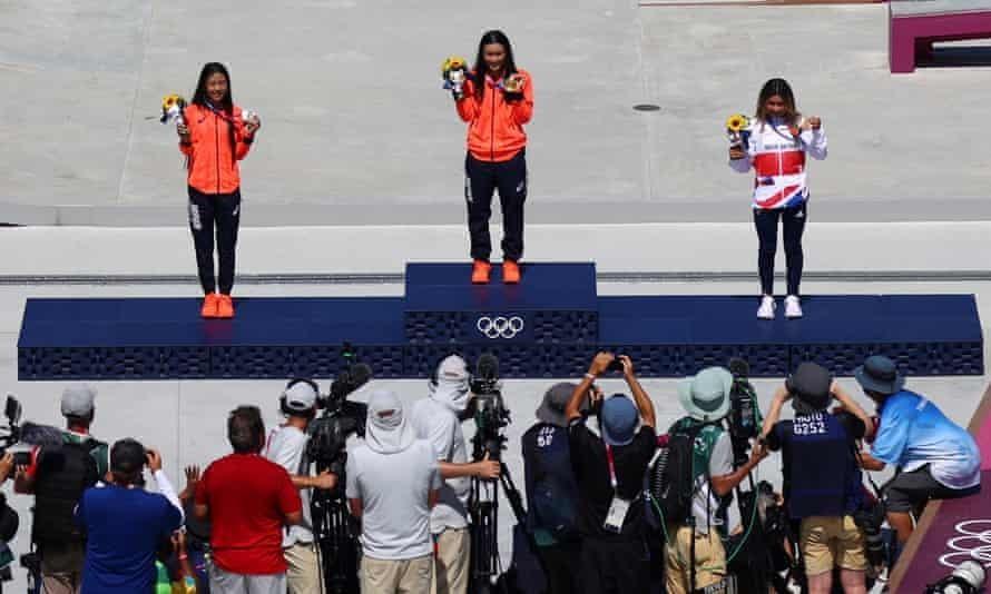 Olympic 2020: Nhật Bản thu hẹp khoảng cách với Trung Quốc