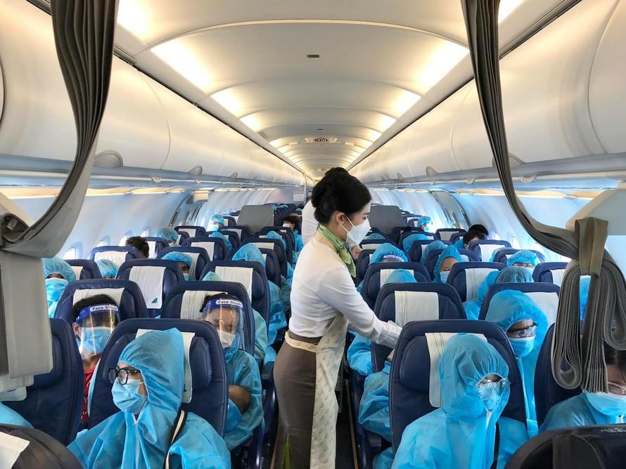 Bamboo Airways sẽ đưa khoảng 1.000 người Hà Tĩnh về quê.