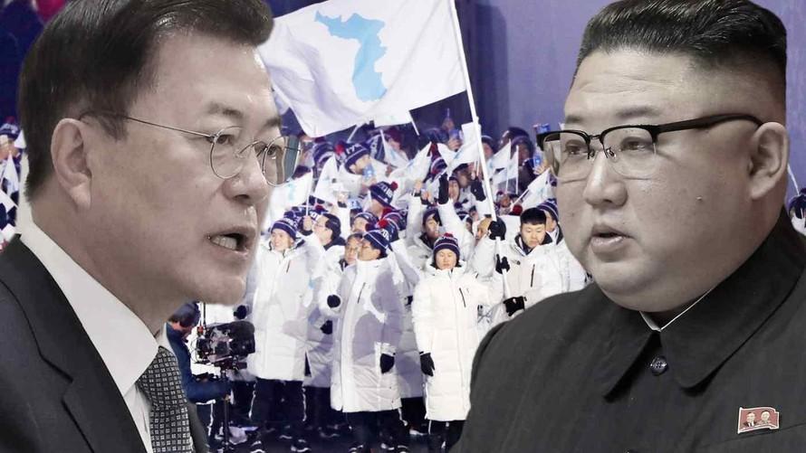 Vai trò của Olympic trong quan hệ Hàn-Triều