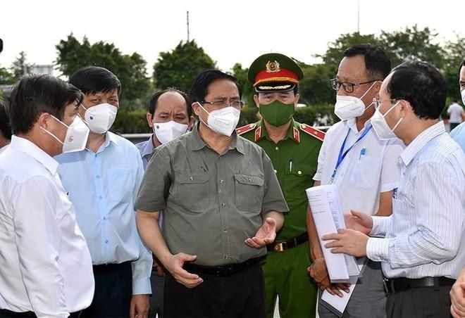 Thủ tướng phân công nhiệm vụ chỉ đạo, điều hành công tác phòng, chống dịch