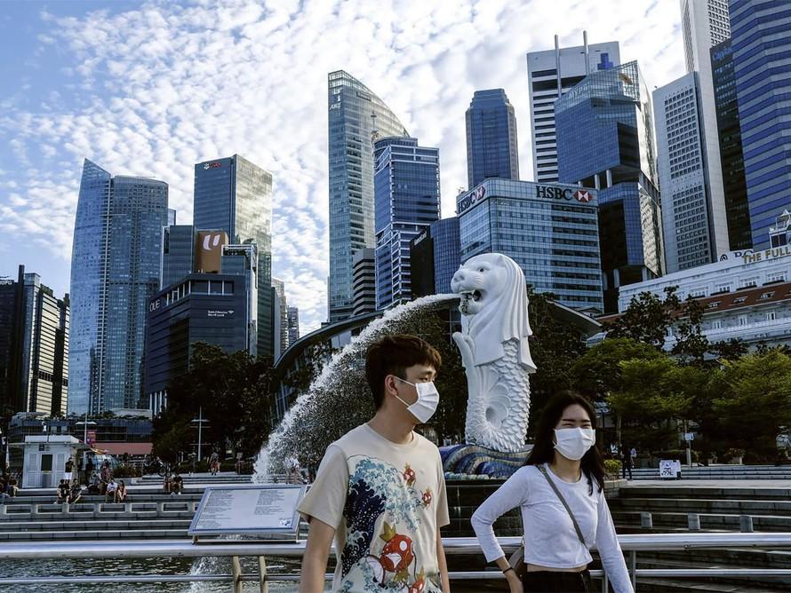 Singapore điều chỉnh chính sách người lao động nước ngoài
