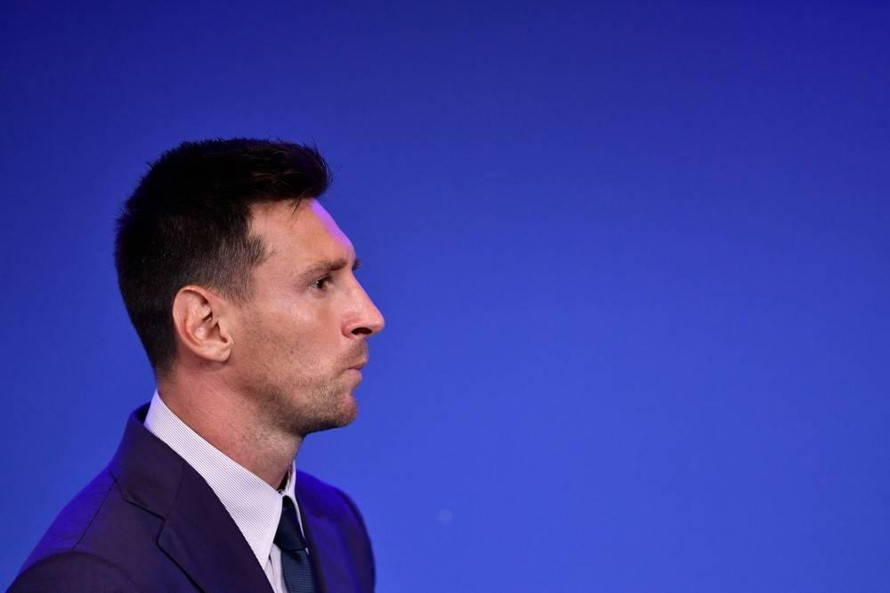 Bóng đá Pháp háo hức chào đón Messi
