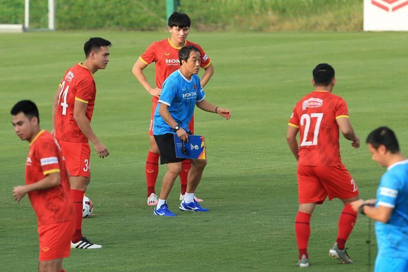 Đội tuyển Việt Nam quyết tâm cao độ chuẩn bị cho VL World Cup 2022