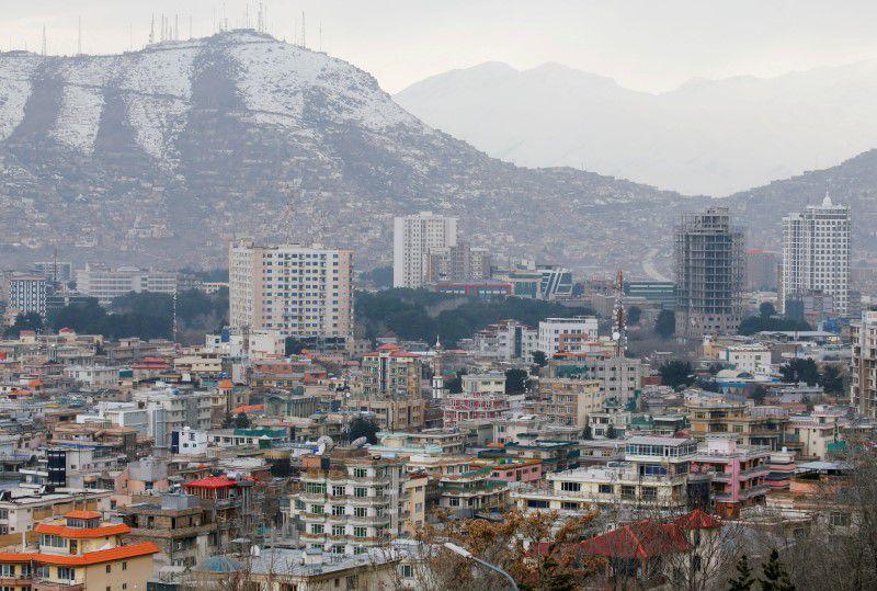 Thủ đô Kabul của Afghanistan có khả năng bị Taliban đánh chiếm. Ảnh: Reuters