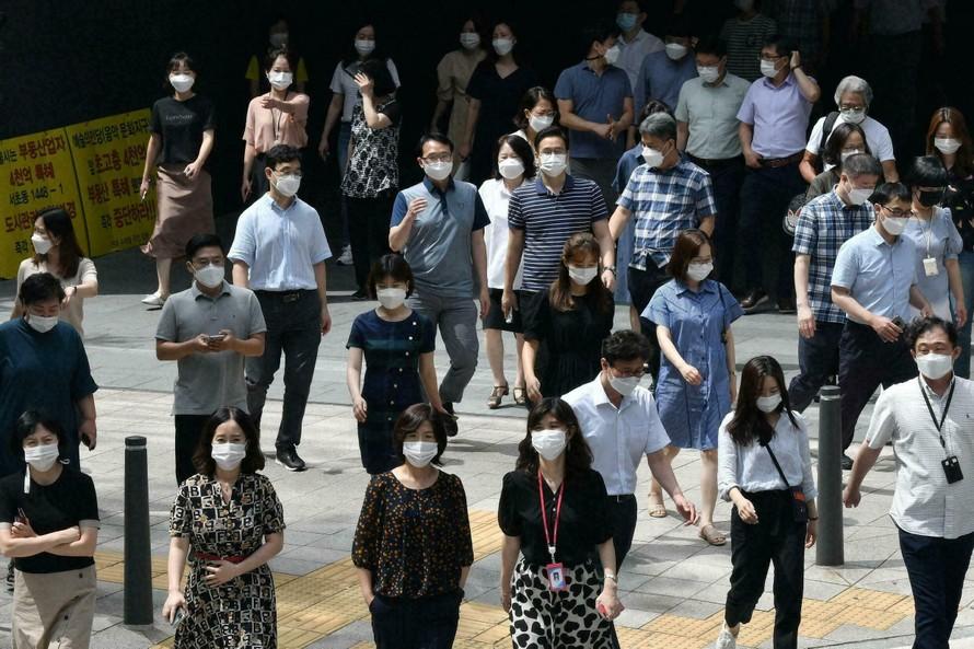 Chiến dịch phản đối nữ quyền bùng nổ tại Hàn Quốc