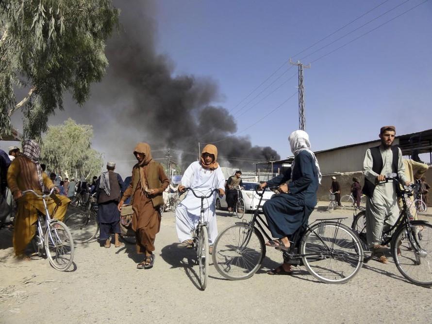 Tổng thư ký Liên Hợp Quốc kêu gọi Taliban ngừng bắn
