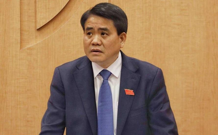 Ông Nguyễn Đức Chung chỉ đạo mua hóa chất để trục lợi cho công ty gia đình