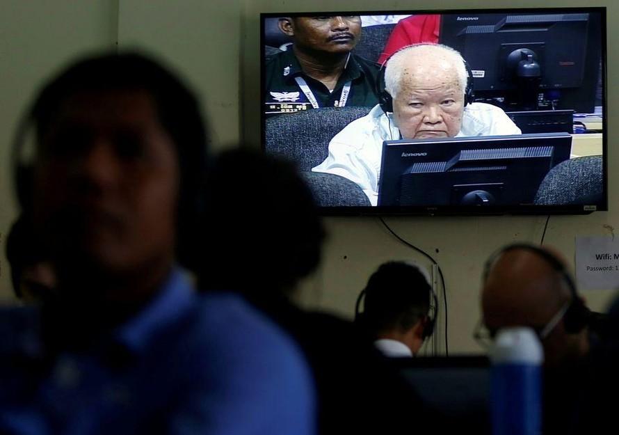 Cựu lãnh đạo Khmer Đỏ muốn lật lại bản án diệt chủng