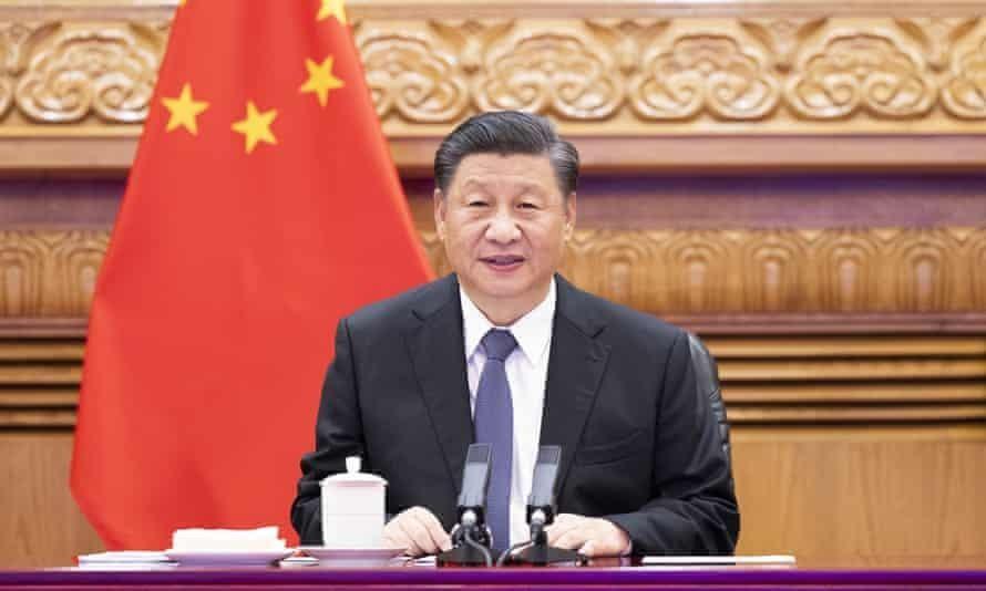 Chủ tịch Trung Quốc thúc đẩy tái phân phối của cải