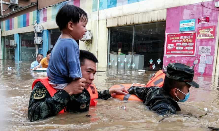 UNICEF: Một tỷ trẻ em bị đe dọa do biến đổi khí hậu