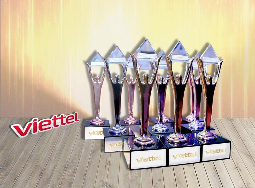 Viettel có năm thành công nhất tại Giải thưởng Kinh doanh Quốc tế IBA