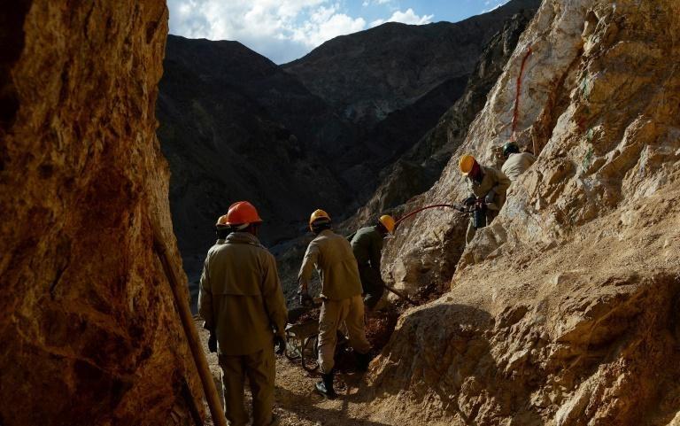 Taliban thừa hưởng kho khoáng sản trị giá 1 nghìn tỷ USD
