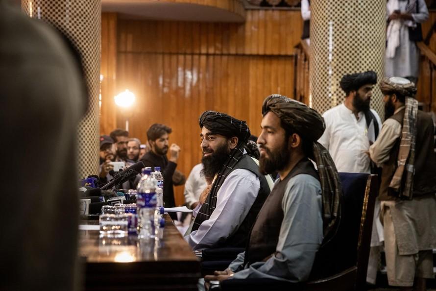 Taliban biến mạng xã hội trở thành công cụ kiểm soát