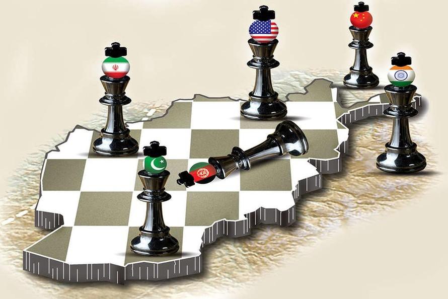 Cuộc đua của các quốc gia muốn thế chân Mỹ tại Afghanistan