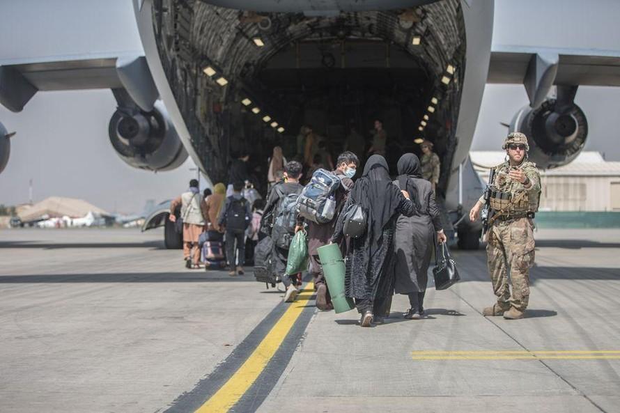 Taliban muốn quân đội phương Tây rời đi trước ngày 31/8