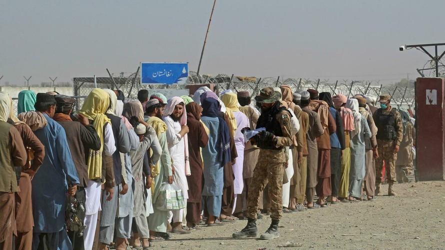 Những người tị nạn 'ngược dòng' trở về Afghanistan