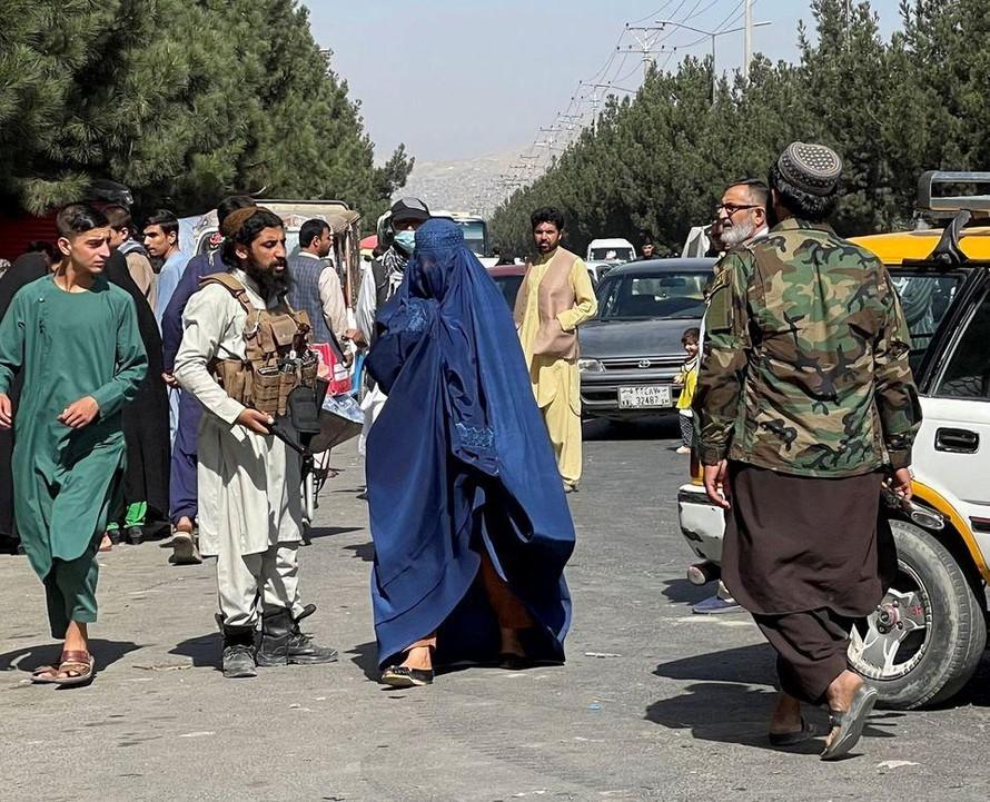 Mỹ cảnh giác trước các cuộc tấn công khủng bố tại Kabul