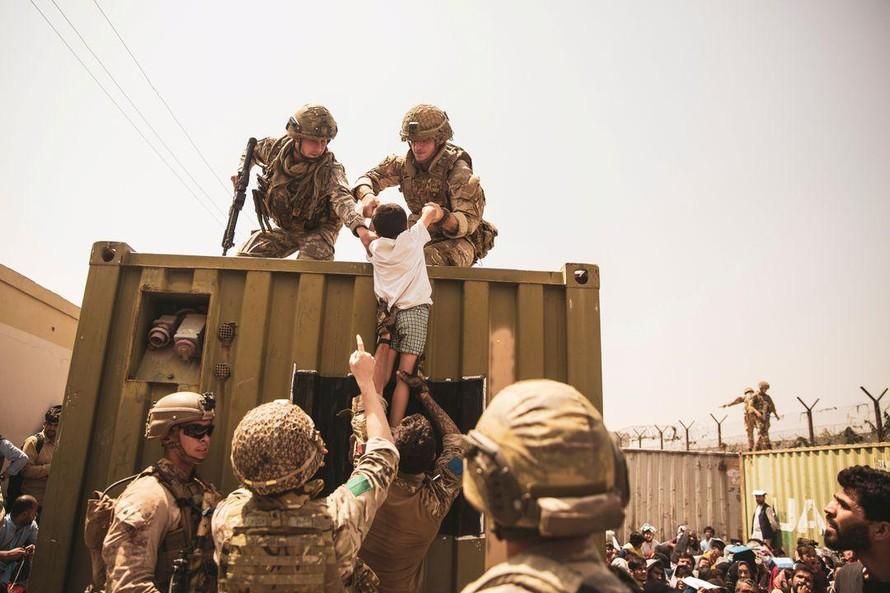 Anh kết thúc hoạt động sơ tán tại Afghanistan