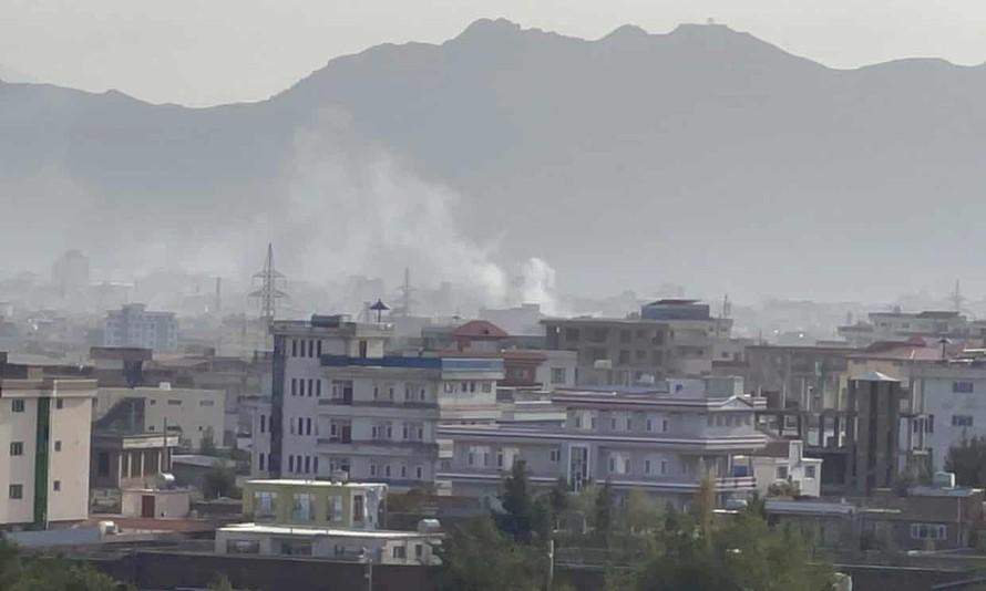 Quân đội Mỹ ngăn chặn âm mưu đánh bom tại Kabul
