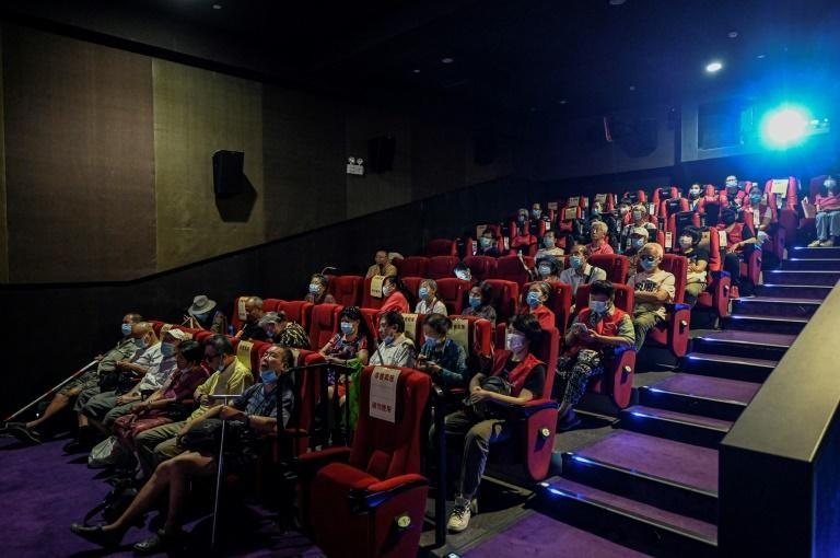 Rạp chiếu phim đặc biệt cho người khiếm thị