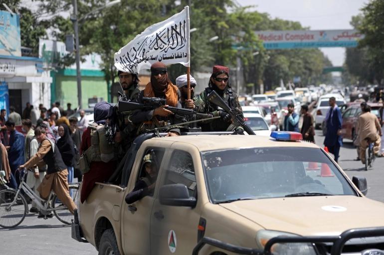 Taliban ăn mừng thắng lợi cuối cùng