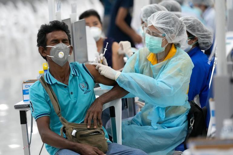 Đông Nam Á đẩy nhanh tốc độ tiêm chủng