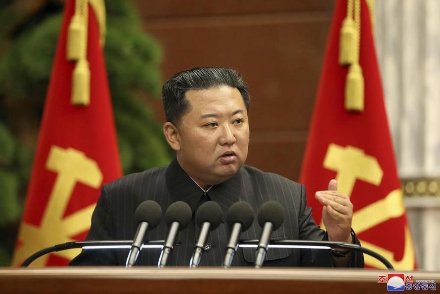 Chủ tịch Triều Tiên kêu gọi tăng cường chống dịch