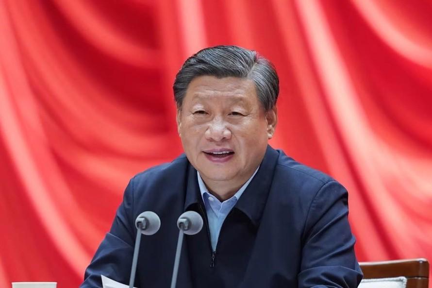 Chủ tịch Trung Quốc kêu gọi quan chức sẵn sàng tâm thế đấu tranh