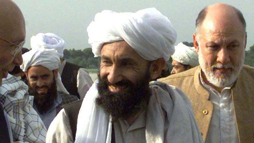 Ông Mullah Mohammad Hassan Akhund được chọn làm Thủ tướng mới của chính quyền Taliban. Ảnh: BBC