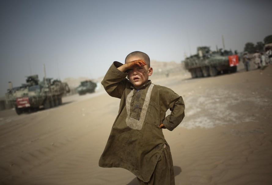 Khát vọng hòa bình của người Afghanistan sau hai thập kỷ