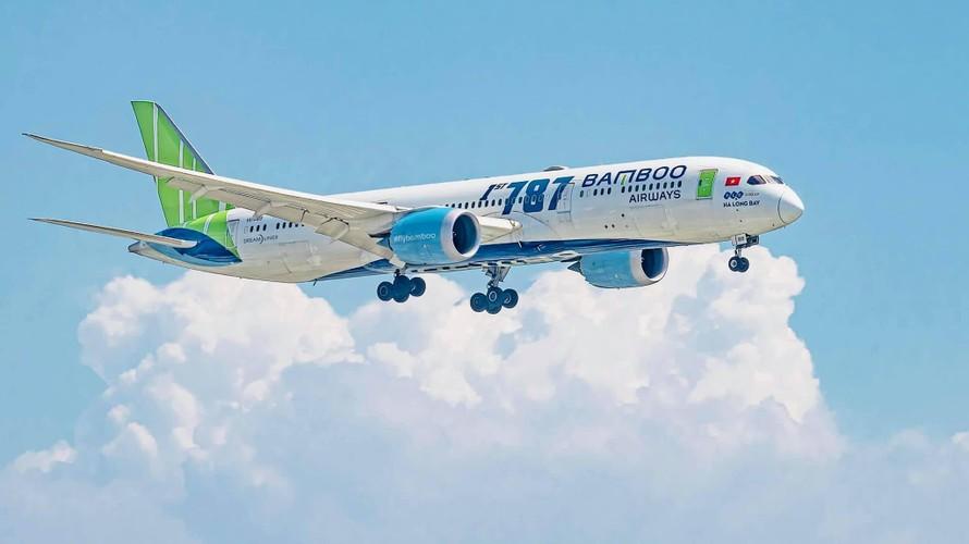 Bamboo Airways cất cánh bay thẳng chuyến đầu Việt - Mỹ từ tháng 9