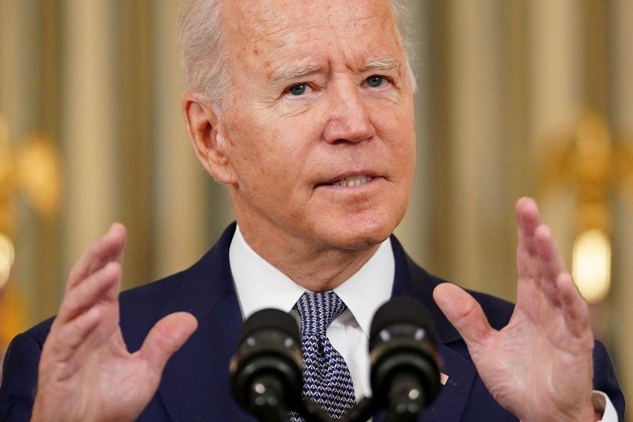 Tổng thống Mỹ vạch ra kế hoạch kiềm chế biến thể Delta