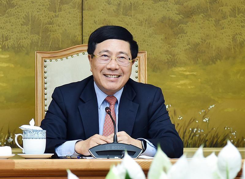 Ông Phạm Bình Minh được phân công làm Phó Thủ tướng Thường trực Chính phủ
