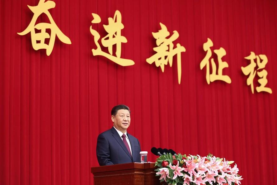 Khát vọng 'thịnh vượng chung' của Chủ tịch Trung Quốc