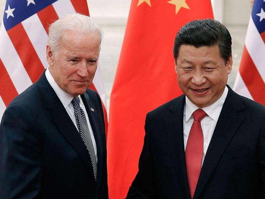 Lãnh đạo Mỹ-Trung né tránh căng thẳng khi điện đàm