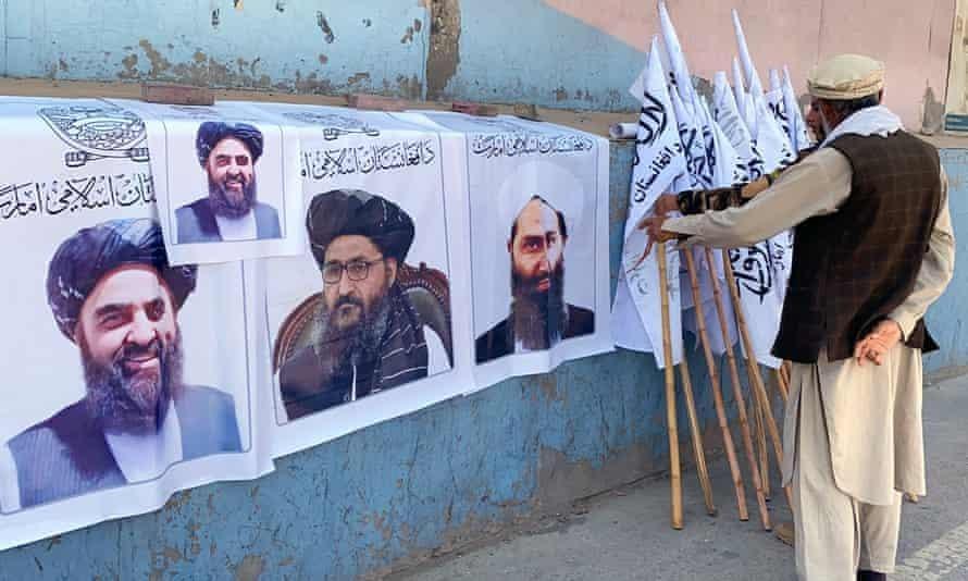 Hai thủ lĩnh hàng đầu của Taliban 'mất tích' khỏi truyền thông
