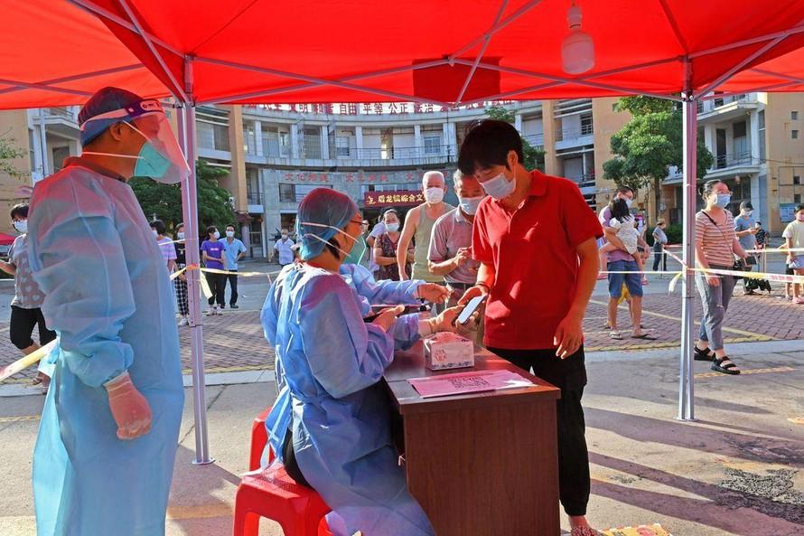 Dịch bệnh lan rộng tại phía đông nam Trung Quốc