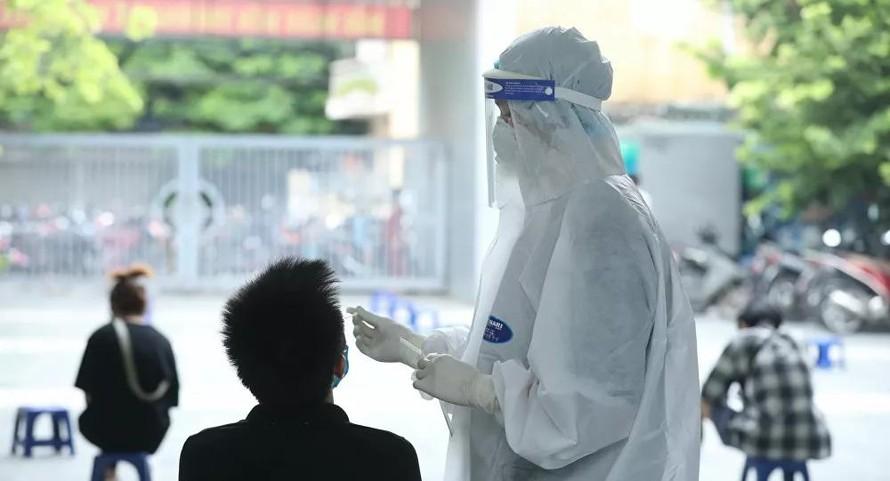 Sáng 14/9: Hà Nội ghi nhận 3 ca dương tính với SARS-CoV-2