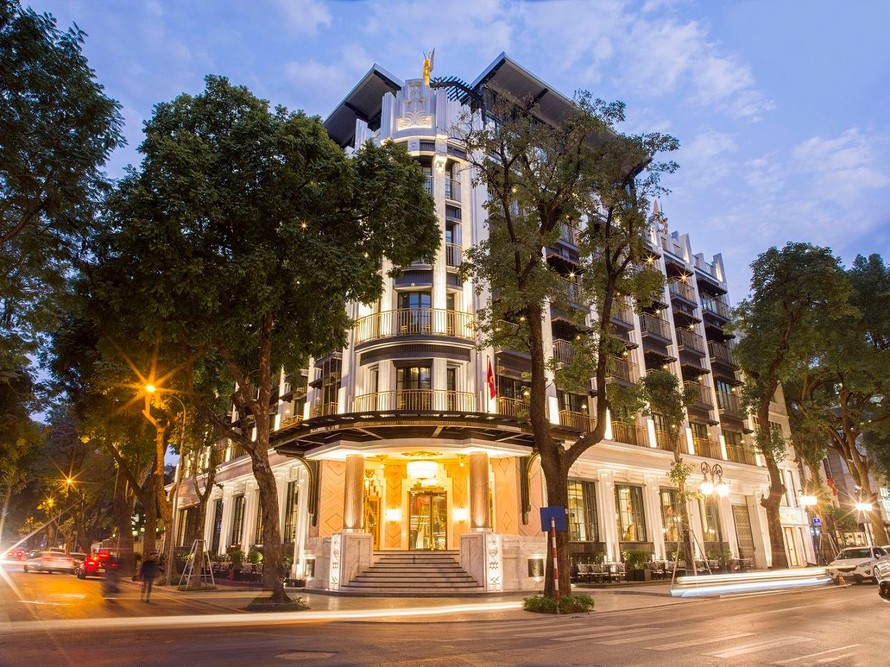 Capella Hanoi được vinh danh một trong những 'Khách sạn mới tốt nhất Châu Á - Thái Bình Dương'