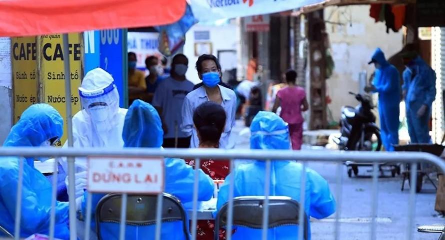 Hà Nội thiết lập vùng cách ly y tế tại phường Thổ Quan