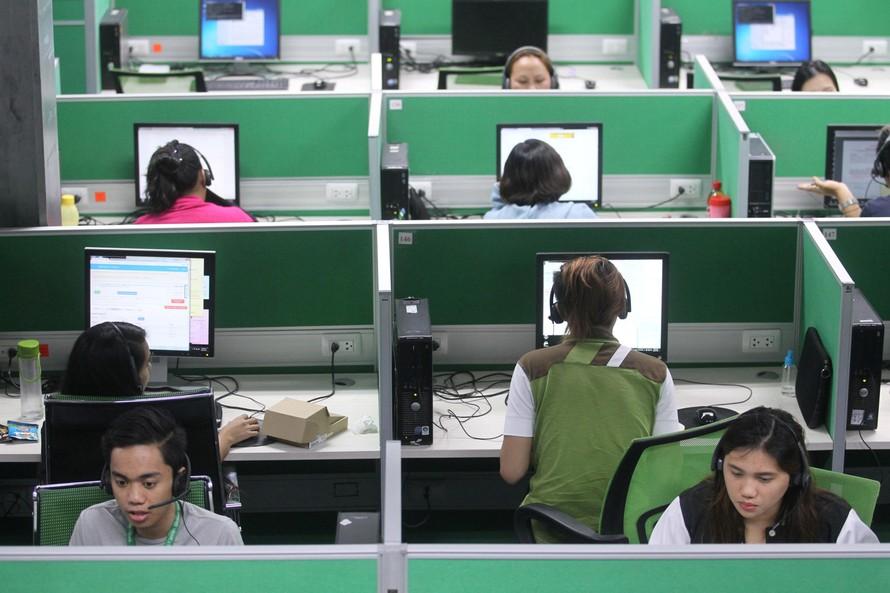 Ngành chăm sóc khách hàng của Philippines 'bùng nổ' nhờ đại dịch